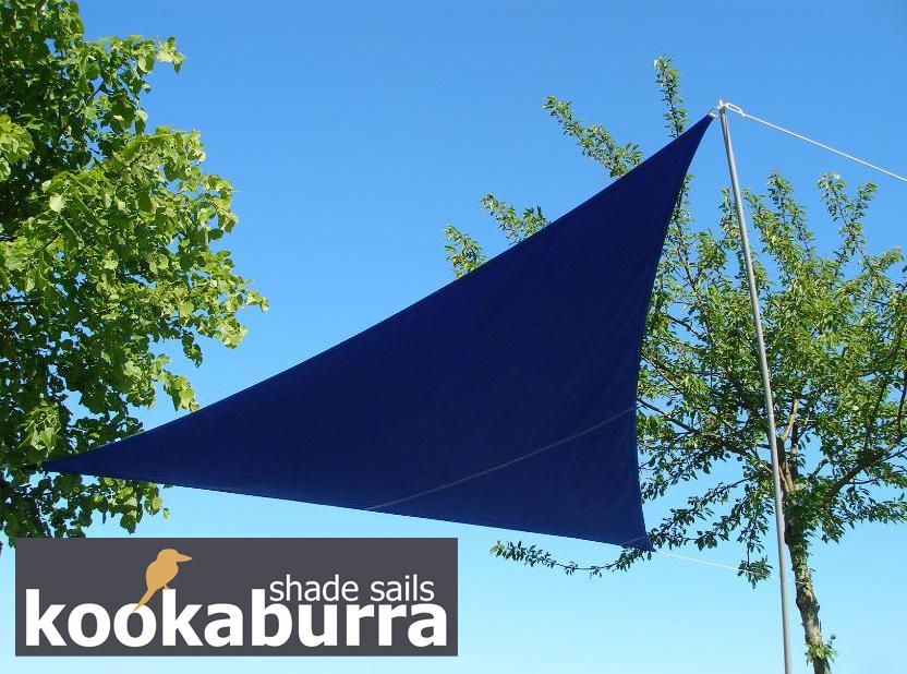 Tenda a vela kookaburra color blu for Tenda a vela rettangolare