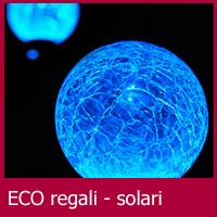 ECO regali - solari