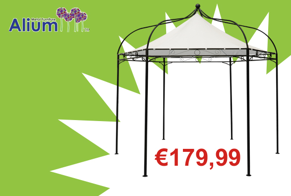 Gazebo Deluxe Harlington