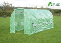 Serra Polytunnel New Leaf 5m x 2m