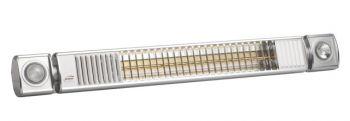 radiatore elettrico a infrarossi serie burda term 2000 ip65 con lampadine alogene. Black Bedroom Furniture Sets. Home Design Ideas