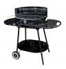Barbecue Ovale