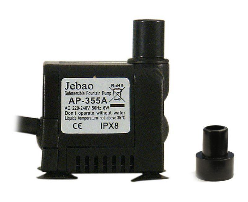 Pompa elettrica per fontane da giardino - 350LPH €36,99