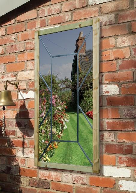 Specchio Da Giardino Con Prospettiva 154 99