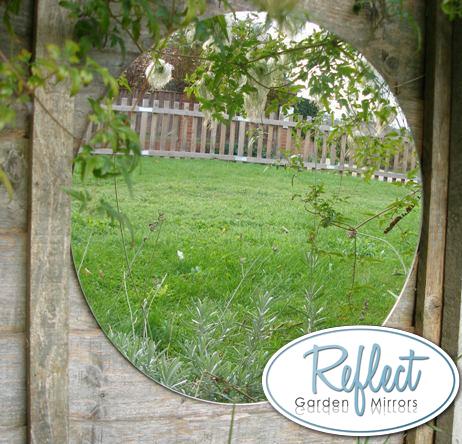 Specchio Acrilico Per Giardino Circolare 34 99