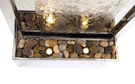 Pareti Dacqua Per Interni : Parete d acqua per interni design interno ed esterno azlit
