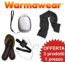 Set Warmawear con Scaldamani, Solette...