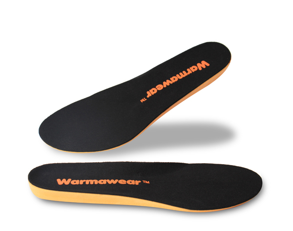 Solette ricaricabili Bluetooth resistenti all'acqua Warmawear™