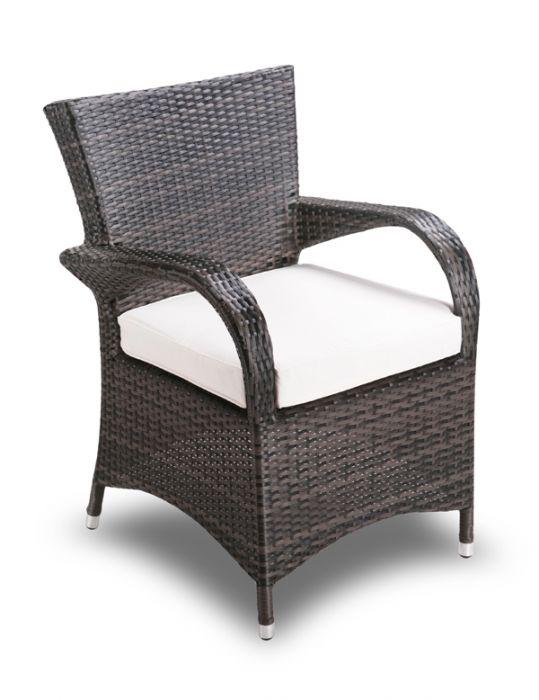 Set tavolo e sedie da giardino asha eloro in rattan 6 for Set tavolo e sedie da giardino rattan