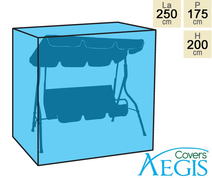 Telo di copertura primrose standard per dondolo 3 posti for Telo copri dondolo 3 posti