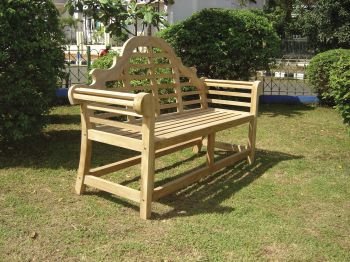 Panchina in Teak Lutyen 1.5m