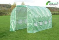 Serra Polytunnel New Leaf 4m x 2m