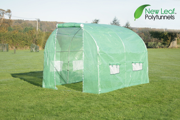 Serra Polytunnel New Leaf 3m x 2m