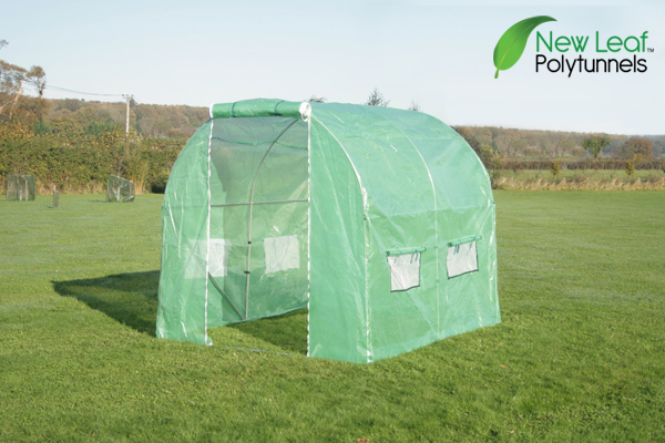 Serra Polytunnel New Leaf 2,5m x 2m