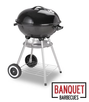 Barbecue tipo Kettle Banquet™ Essential con ruote