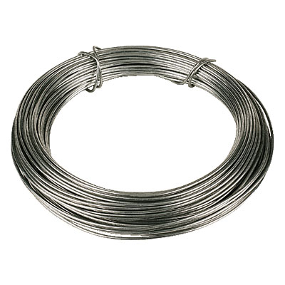 2 x 15m Galvanised Wire 1.6mm