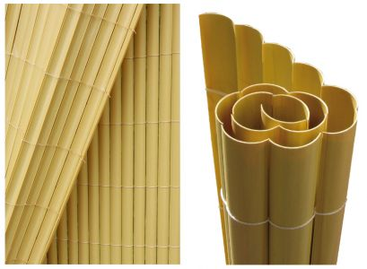 Paravento in Bamboo Artificiale