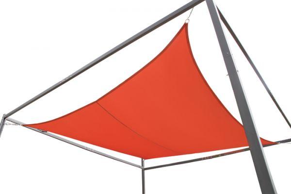 Struttura per tenda a vela kookabura misura x for Tenda a vela rettangolare