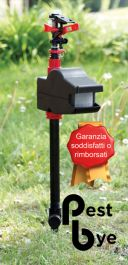 PestBye® - Spruzzo jet anti animali