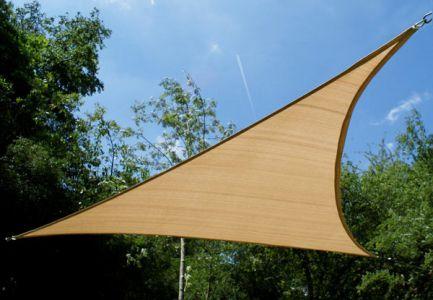 Installazione delle Tende a Vela